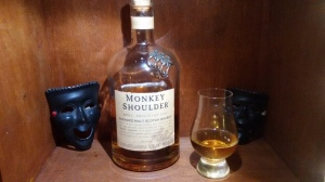 Jazzy play & Monkey Shoulder make a good mix!
