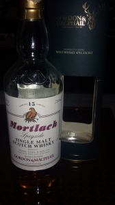 Mortlach 15 year