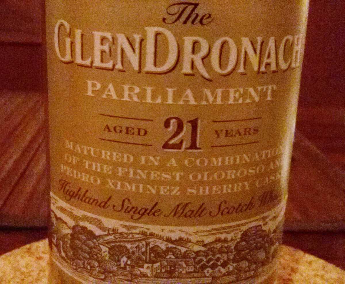 GlenDronach 21 Year Parliament