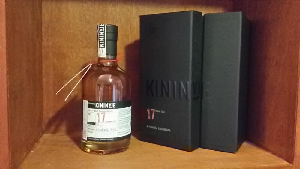 The Quandry of the Kininvie 17 year (2/2)
