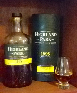 Highland Park 1998 (Whisky Lady)