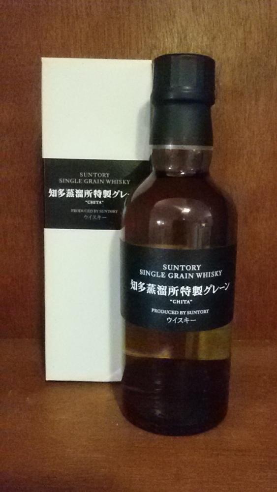 Suntory Chita Single Grain Whisky 43% (1/2)