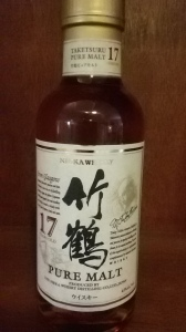 Nikka's Taketsuru Pure Malt 17 (Whisky Lady)