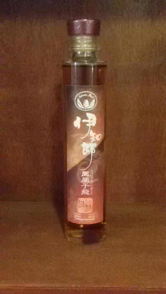Mystery Malt - Ichiro's Malt 46.5% from Isetan Shinjuku (4/4)
