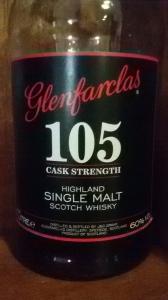 Glenfarclas 105 up close (Whisky Lady)