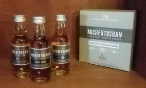 Auchentoshan Trio (Whisky Lady)