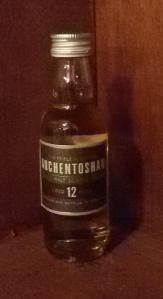 Auchentoshan 12 year (Whisky Lady)