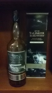 Talisker Dark Storm (Whisky Lady)