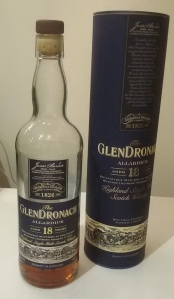 GlenDronach 18 year (Whisky Lady)