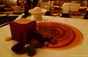 4th course with Glenmorangie Signet