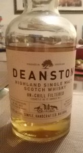 Deanston NAS 46.3% (Whisky Lady)