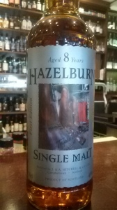 Hazelburn 8 year (Whisky Lady)