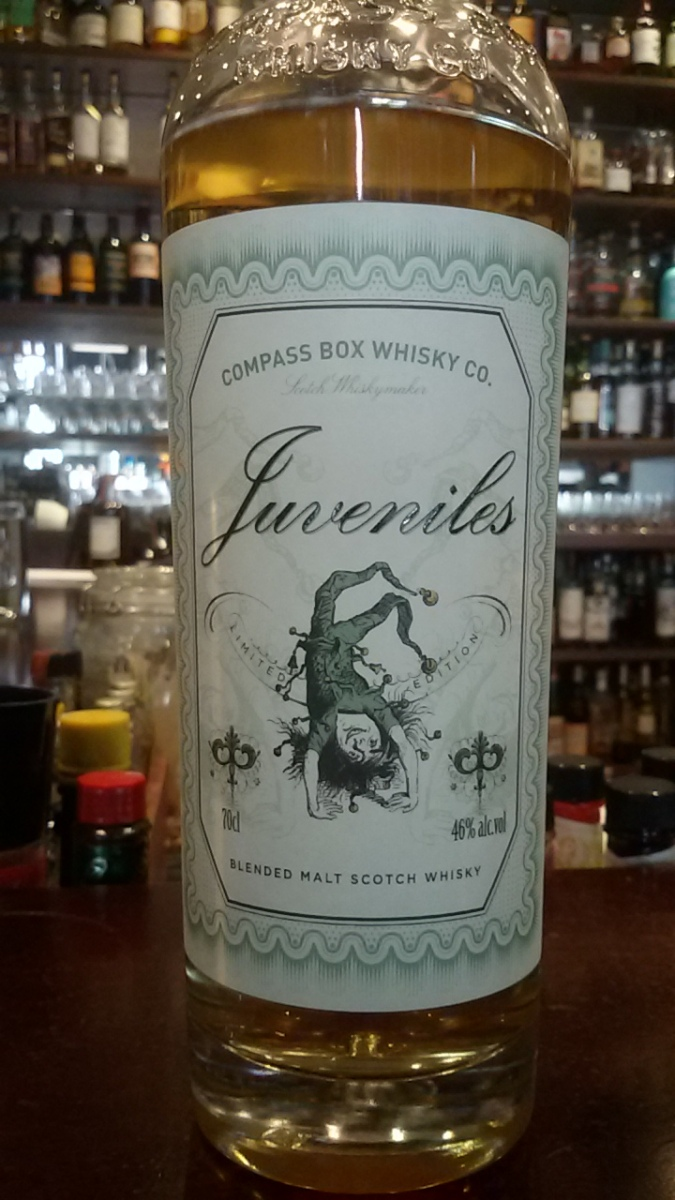 Compass Box - Juveniles 46%