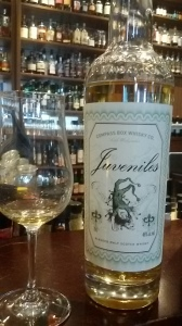 Compass Box Juveniles sampled at La Maison du Whisky (Whisky Lady)