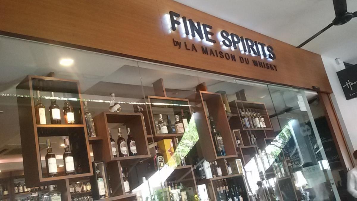La Maison du Whisky, Singapore