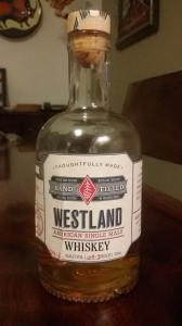 Westland Whiskey (Whisky Lady)