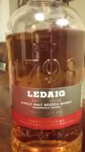 Ledaig 18 year (Whisky Lady)