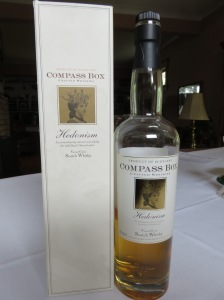 Compass Box Hedonism (Whisky Lady's uncle)