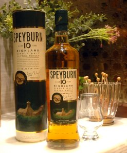 Speyburn 10 (Courtesy International Beverage)