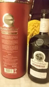 Bunnahabhain (Whisky Lady)