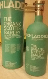 Bruichladdich The Organic Scottish Barley NAS 50%