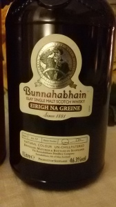 Bunnahabhain Eirigh Na Greine (Whisky Lady)