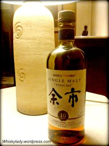 Nikka 'Yoichi' 10 year (Whisky Lady)