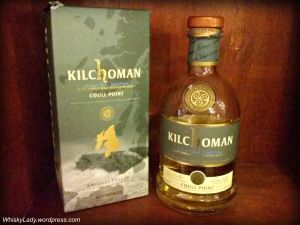 Kilchoman Coull Point 46% (Whisky Lady)