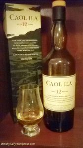 Caol Ila 12 year (Whisky Lady)