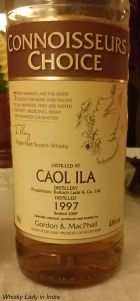 Caol Ila 1997 (Whisky Lady)