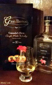 Glen Breton Rare 10 year