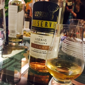 Farewell my lovely Ledaig (Table For One)