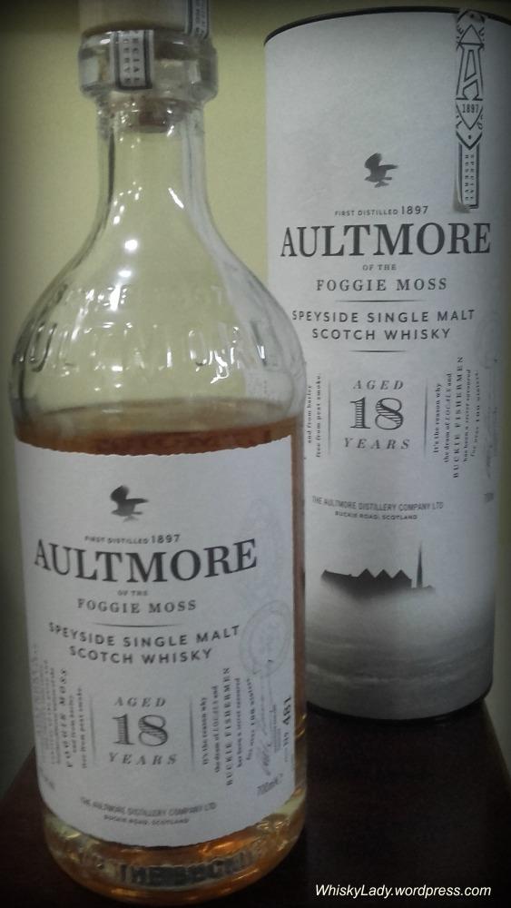 Aultmore 'Foggie Moss' 18 year 46%