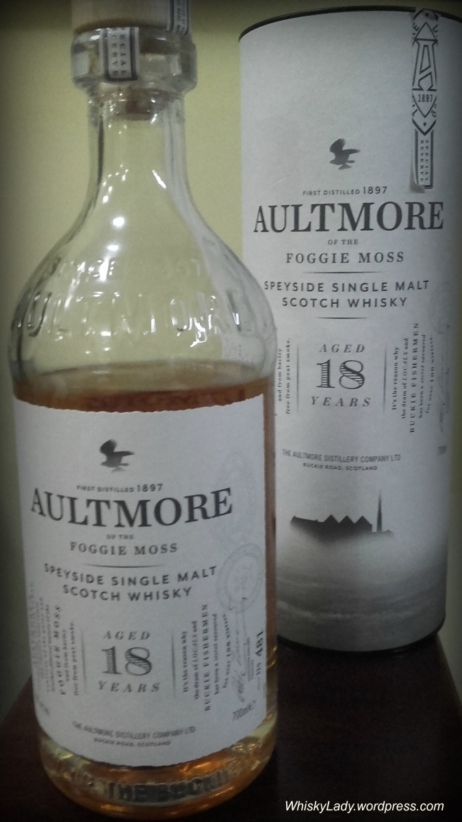 Aultmore 'Foggie Moss' 18 year 46%