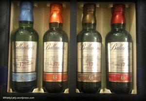 Ballantine's Signature Whiskies
