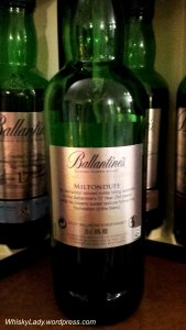 Ballentine's Signature Distillery Collection 17 yr - Miltonduff