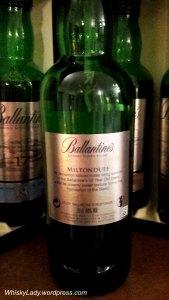 Ballentine's Signature Distillery Collection 17 yr - Miltonduff