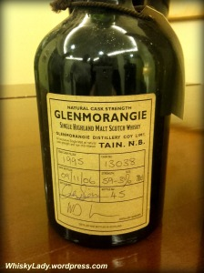 Speakeasy Glenmorangie 10 year