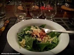 Kilchoman Smoked Salad