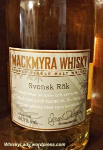 Mackmyra Svensk Rok Label