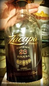 2016-05-17 Zacapa 23 rum
