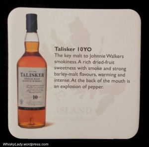 2016-05-22 Talisker 10 year