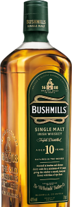 (Bushmills official website)