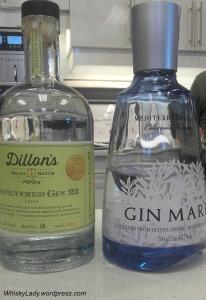 Dillon's + Gin Mare