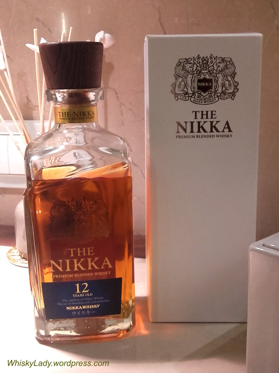 The Nikka 12 year 43%