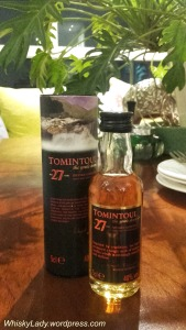 Tomintoul 27