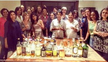 Whisky Ladies 1st Anniversary - Padmini