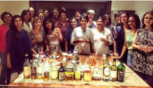 Whisky Ladies 1st Anniversary - Padmini