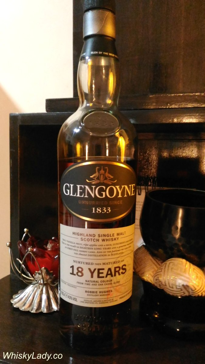 Sherry but... Glengoyne 18 year 43%