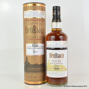 Photo: Scotch Whisky Auctions - note image is for Cask 806 not 808